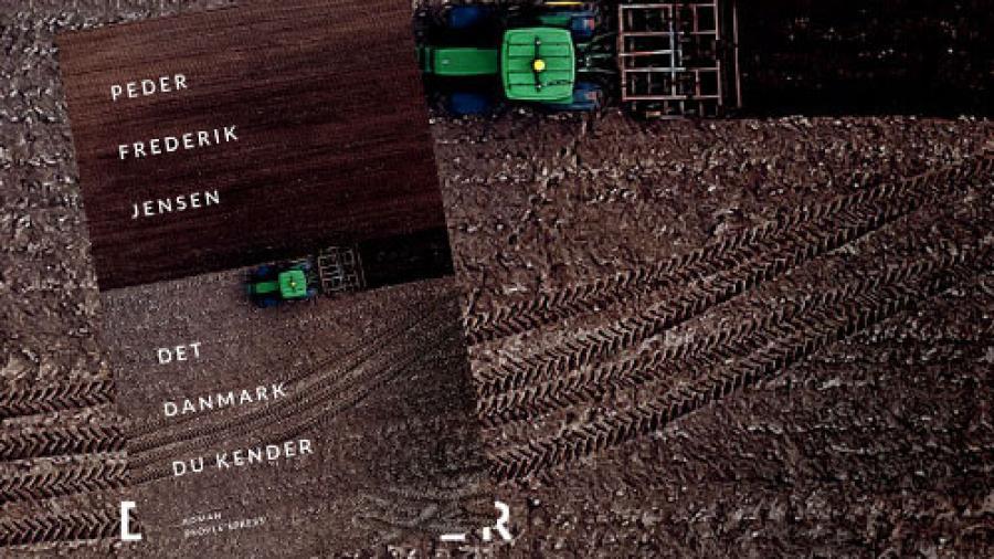 Forsidebillede af bogen Det Danmark du kender af Peder Frederik Jensen