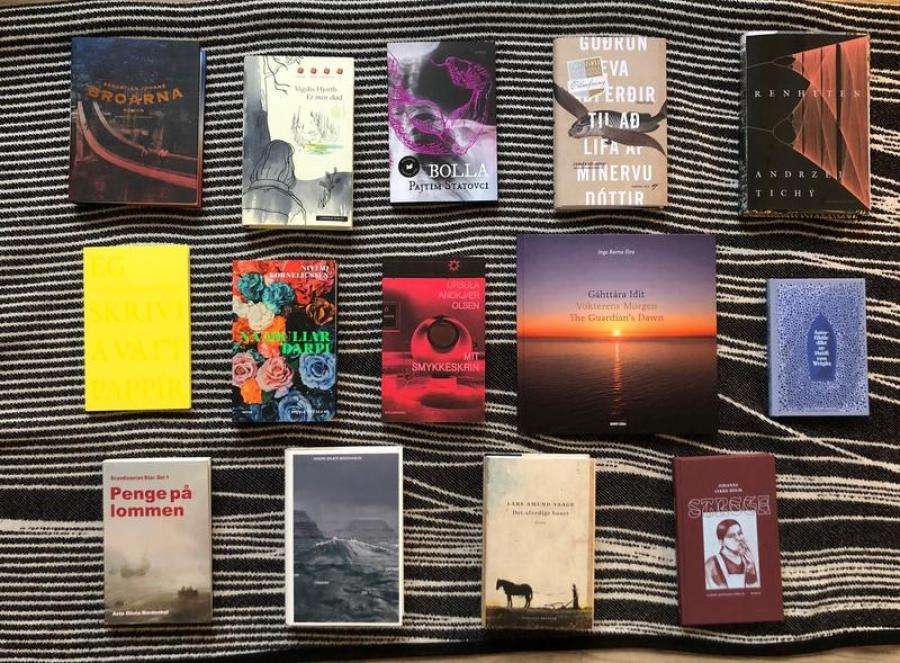 De nominerede bøger til Nordisk Råds Litteraturpris 2021